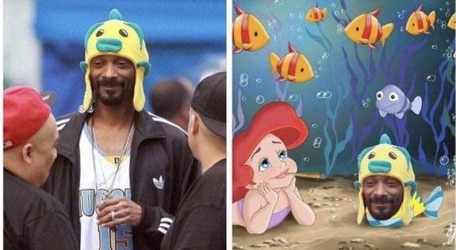 Ariel's boutta be liiiiiiiiiiiiiiit