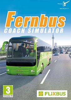 Fernbus Simulator Torrent + DLCS (PC)