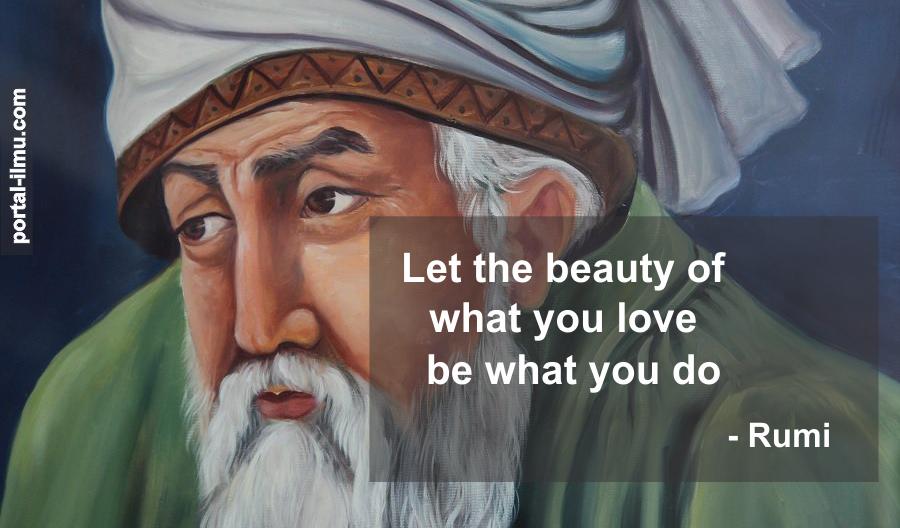 Biografi Jalaluddin Rumi - Sang Sufi dari Persia Paling Populer Sepanjang Sejarah