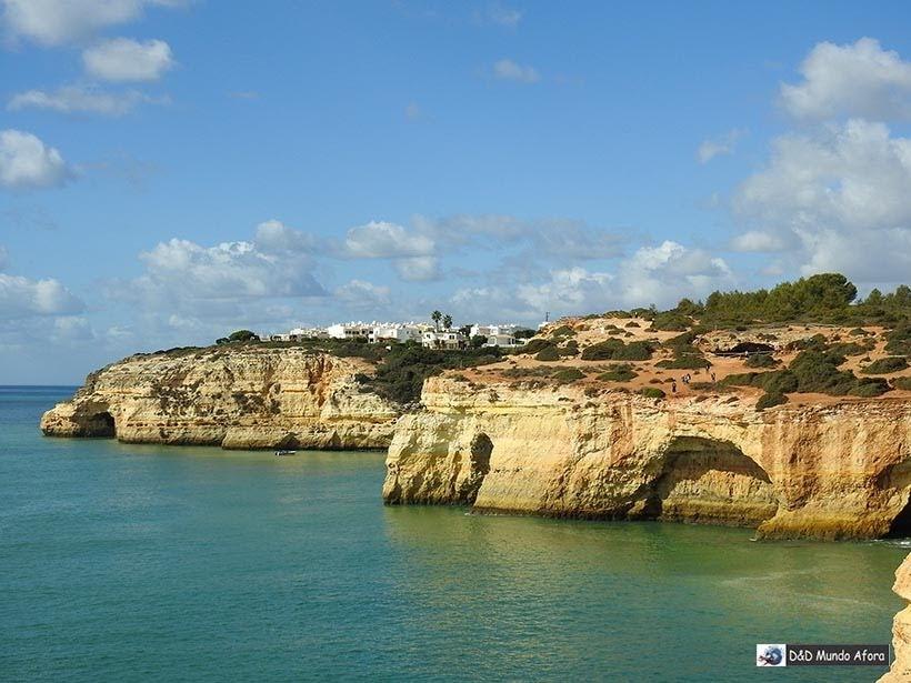Praia de Benagil - Algarve