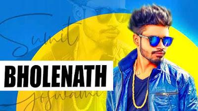 Sumit Goswami - Bholenath Song Lyrics In English