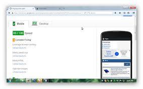 Cara menguji kecepatan loading blog atau website dengan google pagespeed