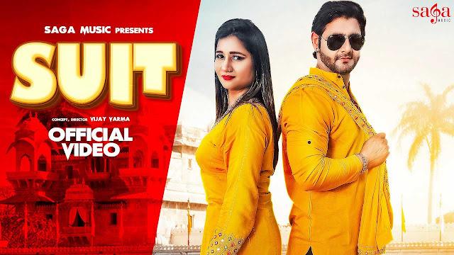 Suit Lyrics - Raju Punjabi | Vijay Varma & Neetu Verma