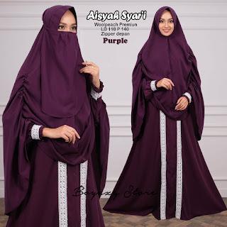 Aisyah Syar'i by Boyazy