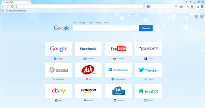 Baidu Browser Terbaru (Software Alternatif Google Chrome)