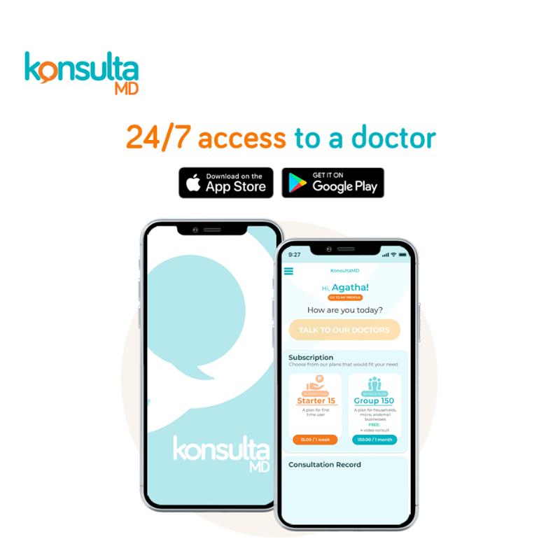 KonsultaMD launches app for 24/7 medical consultation