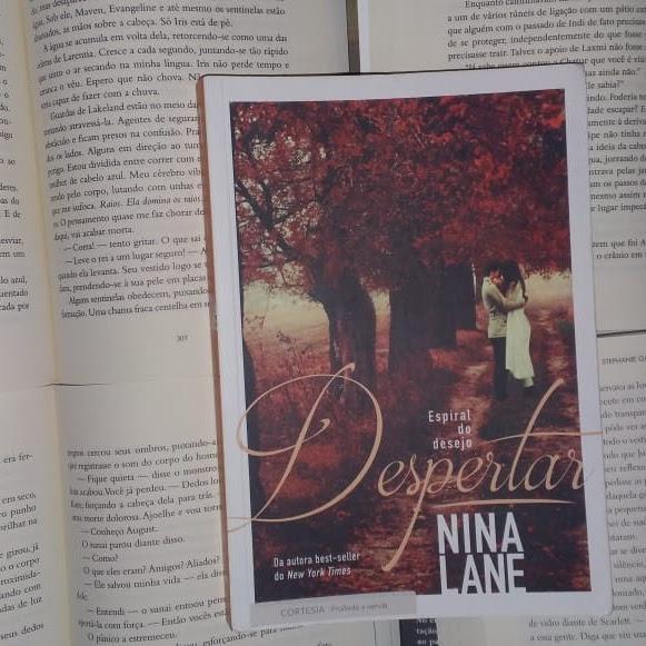 [Resenha] Despertar- Nina Lane