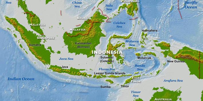 Cermati 4 Keuntungan Letak Geografis Indonesia