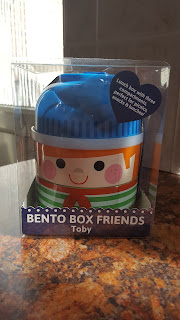 Bento Box Friends Toby