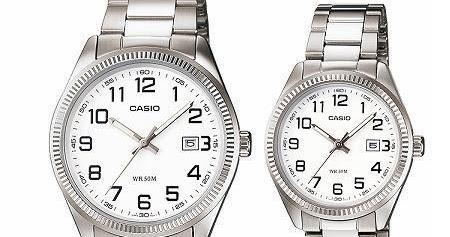Jam Original.Com: CASIO MTP-1302D-7BV + LTP-1302D-7BV