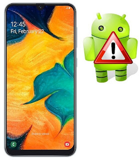 Fix DM-Verity (DRK) Galaxy A30 SM-A305F FRP:ON OEM:ON