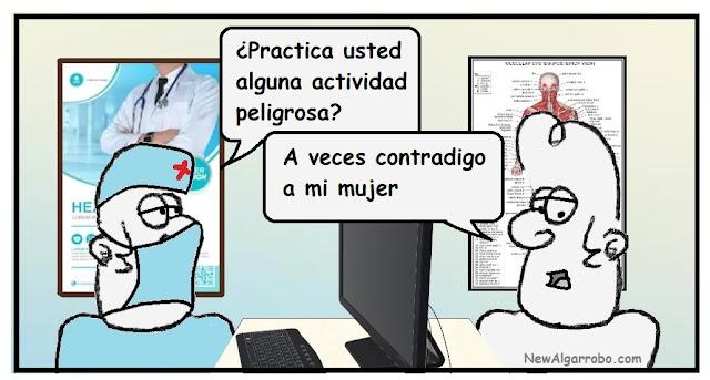 chiste de medicos