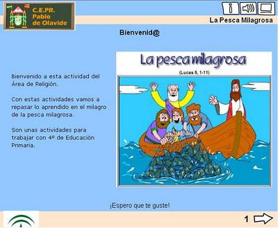Resultado de imagen de LIM LA PESCA MILAGROSA