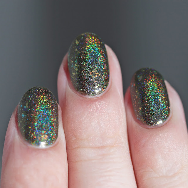 Wildflower Lacquer Improve the Silence