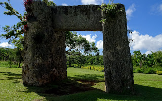 The stonehenge of Tonga