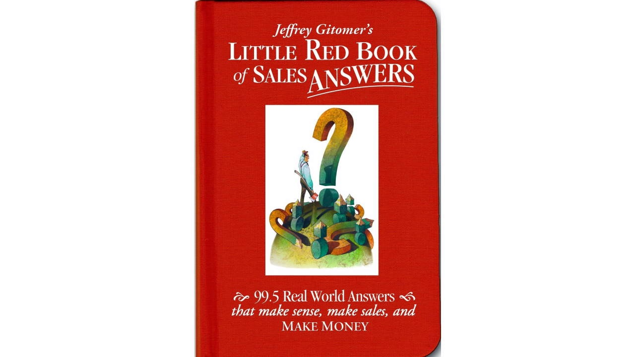 The Little Red Book of Sales