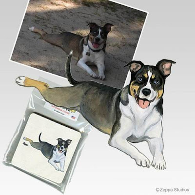 """The Dog Portraits""  (C) Zeppa Studios"