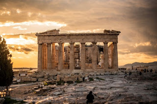 Parthenon Evening - Photo by Josh Stewart on Unsplash