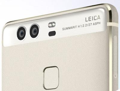 Huawei P9 Leica Dual-lens Camera