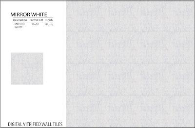200x200 mm tiles