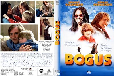 Carátula dvd: Bogus: mi mejor amigo