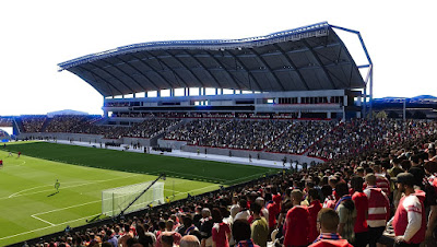 PES 2020 Rio Tinto Stadium