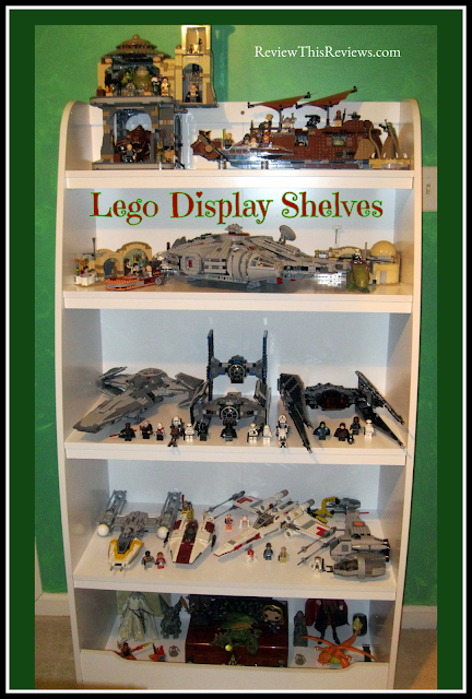 The Perfect Lego Display Shelves Reviewed