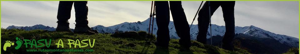 Pasu A Pasu: Rutas por Asturias de Montaña y Senderismo