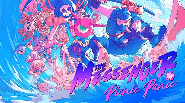 """The Messenger (Switch) recebe seu DLC gratuito, """"Picnic Panic"""", em 11 de julho"""