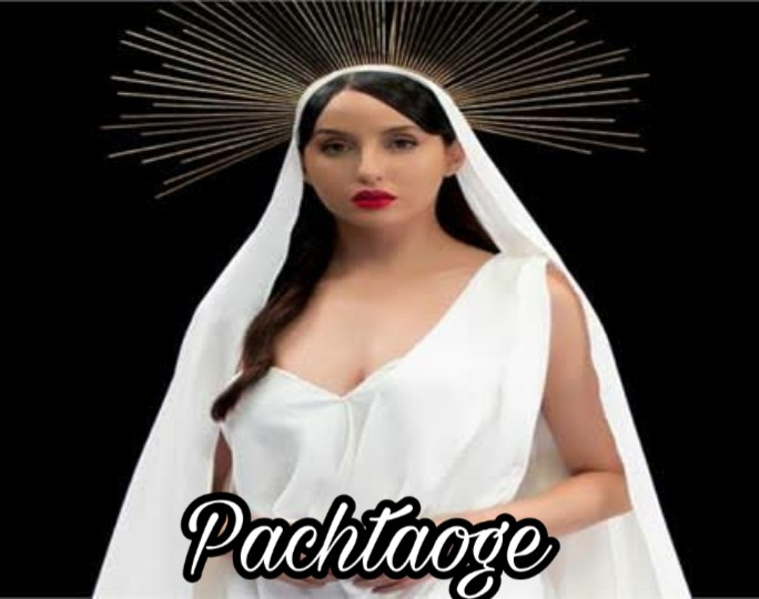 Pachtaoge Female Version Lyrics - Asees Kaur | Nora Fatehi