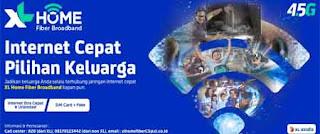 Lowongan Kerja XL Home Area Bogor