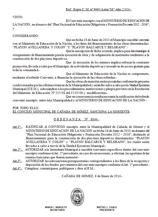 Emanuel nicol s soverchia el play n deportivo de balcarce for Convenio oficinas tecnicas