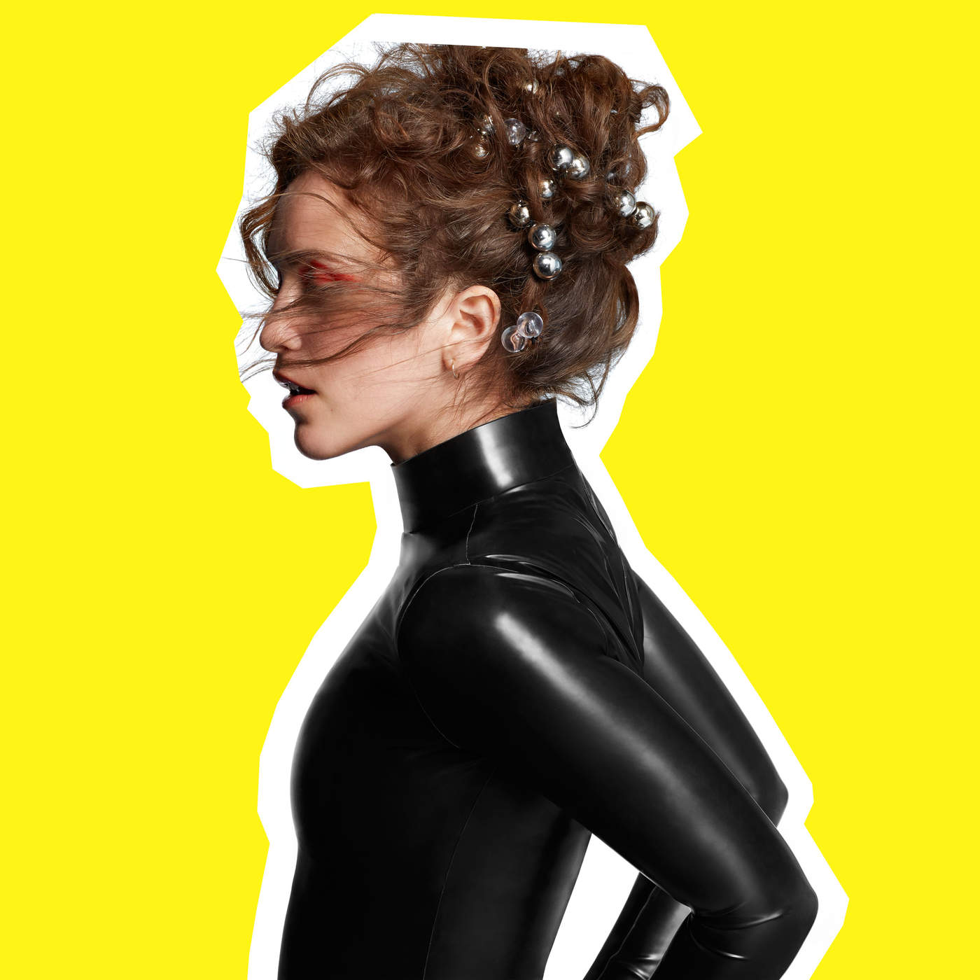 Rae Morris - Push Me to My Limit - Single Cover
