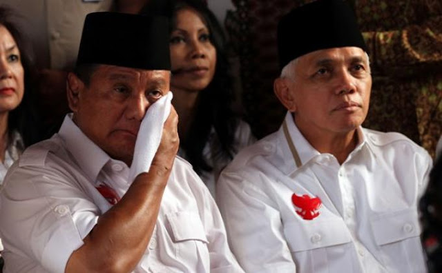 Belum Deklarasi, Gerindra mengaku takut Prabowo Dikriminalisasi