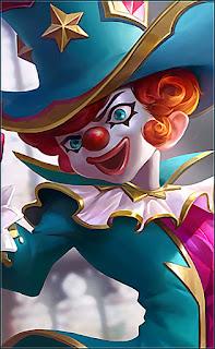 Harley Naughty Joker Heroes Mage of Skins V1