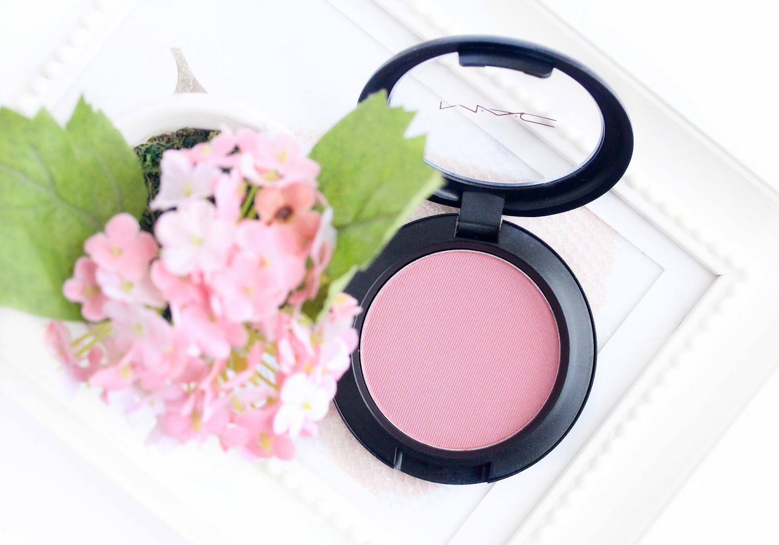 da77642b MAC Blush in Dame / Review | RosyChicc