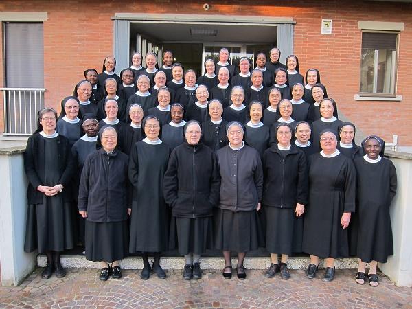 General Chapter 2018 Casa Santo Spirito Roma