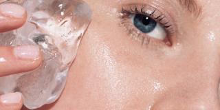 Hielo Para Quitar Granitos de La Cara