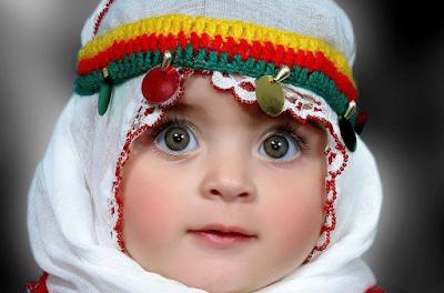bayi perempuan arab