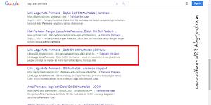 Top 8 Entry Dalam Carian Google