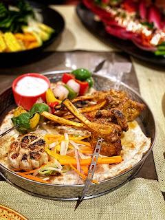 Tandoori Lamb Chops, Wahaj, Hyatt Regency, Al Kout Mall
