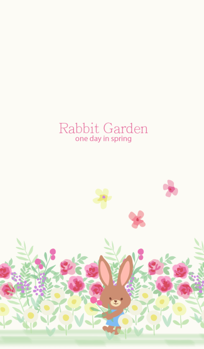 Rabbit Garden for World