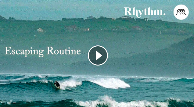 Escaping Routine The Sound Of Change by Rhythm