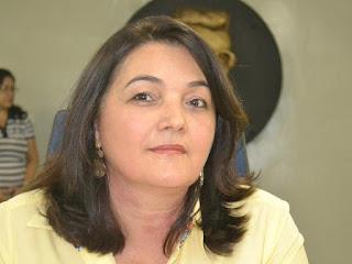 Ex-deputada Gilma diz que testou positivo para Coronavírus