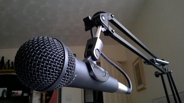 Resultado de imagen de ham radio microphone