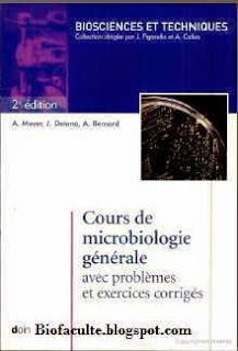 Microbiologie exercices livre