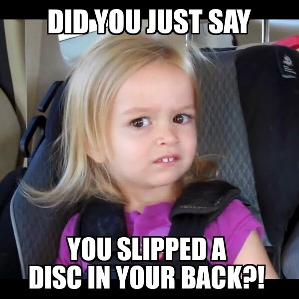 Slip%2Bdisc top 5 fridays! 5 pt memes by the awesome physical therapist