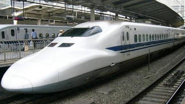 बुलेट ट्रेन प्रोजेक्ट में तेजी लाने की कोशिशें तेज