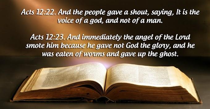 The Secrets of God's Glory