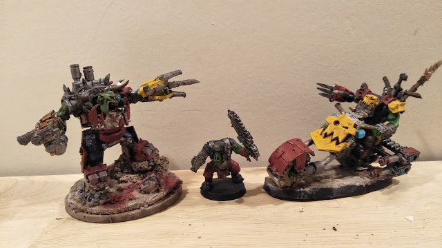 What's On Your Table: Orks